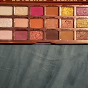 Too Faced Gingerbread Palette